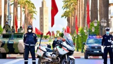 Photo de Rabat : les mesures préventives changent dans certains quartiers