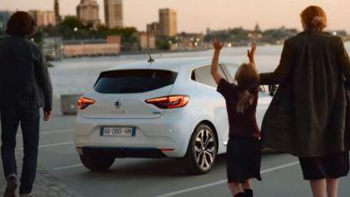 Photo de Renault Clio où l'histoire d'une vie