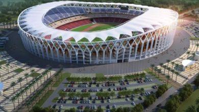 Photo de JESA en mission pour la réalisation d'une Cité Olympique à Abidjan