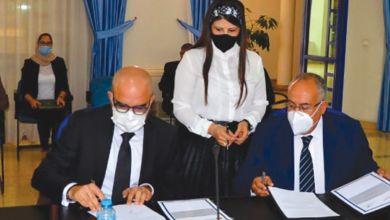 Photo de Souss-Massa : l'ISM se rapproche du secteur bancaire