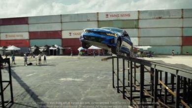 Photo de Kia K5, le «flat spin 360», du jamais vu ! (VIDEO)