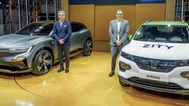 Photo de Groupe Renault, vers une électrification généralisée