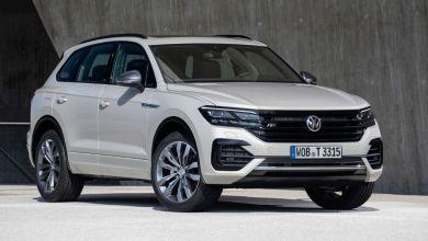 Photo de Volkswagen Touareg : son stationnement est désormais commandé à distance