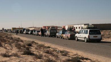 Photo de FAR: Le passage d'El Guerguerat à présent sécurisé