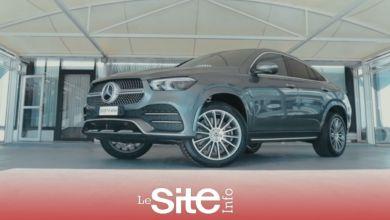 Photo de Essai vidéo. Mercedes-Benz GLE Coupé: Le meilleur des deux mondes