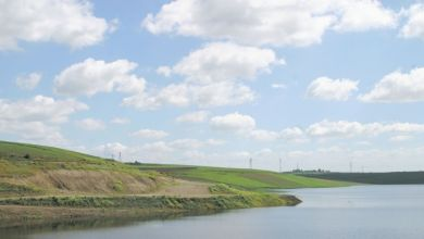 Photo de Bassin Oum Er Rbia. Une baisse considérable des ressources en 2020