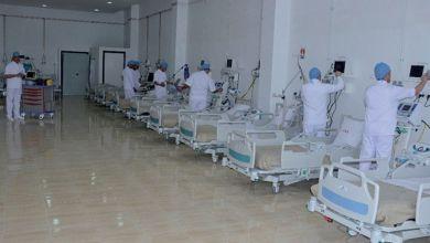 Photo de Agadir/Covid-19. L'hôpital  de campagne est opérationnel