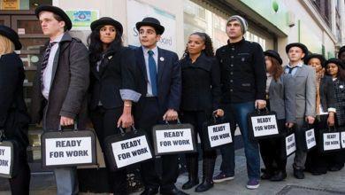 Photo de Grande-Bretagne : le chômage culmine à 5%, une première depuis 2016