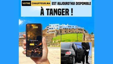 Photo de Les chauffeurs de la plateforme en ligne VotreChauffeur.ma débarquent à Tanger