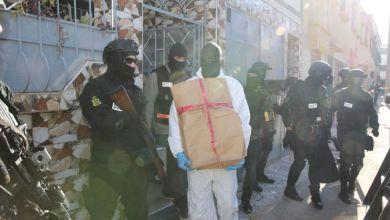 Photo de Une cellule terroriste démantelée par le BCIJ