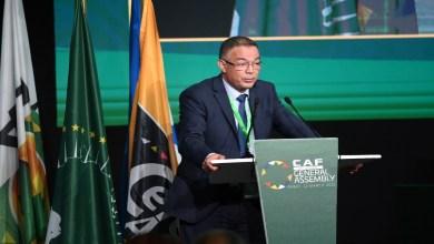 Photo de Fouzi Lekjaa élu au conseil de la FIFA