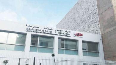 Photo de CRI Souss-Massa : les investissements en hausse malgré la crise