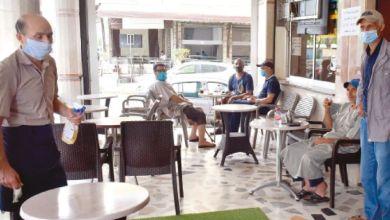Photo de Couvre-feu: Restaurants et cafés préparent leur riposte