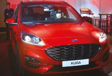 "Photo de Ford Kuga, élu ""Car of the Year Morocco"" 2021"