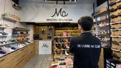 Photo de Ouverture du premier magasin MaChaussure.ma à Casablanca