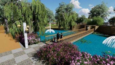 Photo de Agadir : le jardin Olhão fera peau neuve