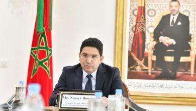Photo de Maroc-Espagne : Bourita explique la crise en France