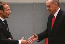 """Photo de France-Turquie : accord sur un """"cessez-le-feu verbal"""""""