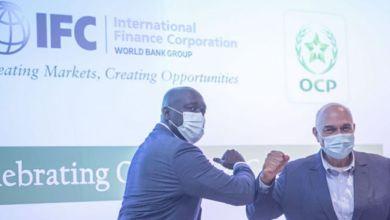 Photo de Groupe OCP : l'IFC finance le développement d'OCP Africa