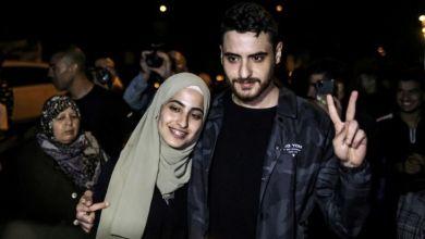 Photo de Palestine : deux militants, stars de la toile, arrêtés