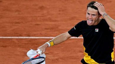 Photo de Roland-Garros: Diego Schwartzman file vers les huitièmes de finale