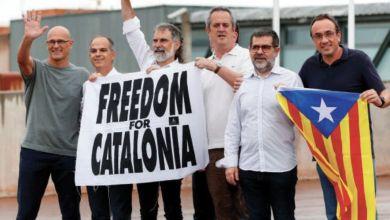 Photo de Espagne : les séparatistes catalans graciés veulent toujours l'indépendance
