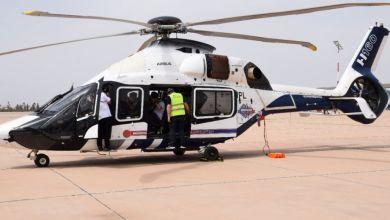 Photo de Airbus Helicopters en prospection commerciale au Maroc (VIDEO)