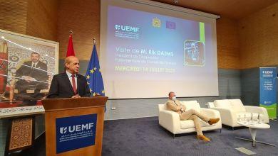 Photo de Fès : l'APCE examine les opportunités de partenariat avec l'UEMF