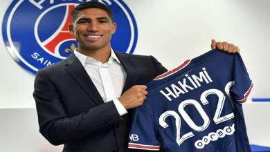 Photo de Hakimi veut «graver» son nom dans l'histoire du PSG