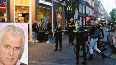 Photo de Pays-Bas : un crime commis contre la liberté  de la presse