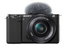 Photo de Alpha ZV-E10: Sony présente son tout nouveau appareil photo (VIDEO)