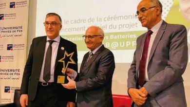 Photo de Centre d'excellence sur les batteries : une idée de génie signée UPF