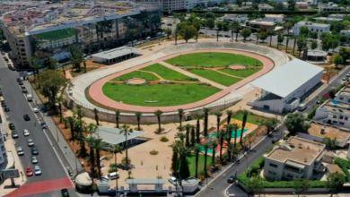Photo de Casablanca : le parc urbain du vélodrome d'Anfa ouvre ses portes