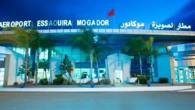 Photo de Aéroport Essaouira-Mogador: Forte chute de plus de 92% du trafic aérien à fin juin (ONDA)