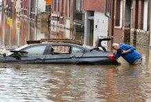 Photo de Inondations: la Belgique va demander l'activation du fonds de solidarité de l'UE