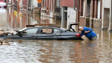Photo de Inondations en Allemagne: le bilan grimpe à 165 morts