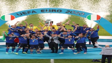 Photo de L'Italie remporte l'Euro 2020 (VIDEO)
