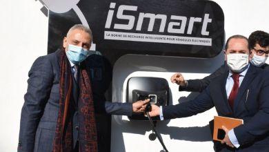 Photo de Mobilité électrique : c'est parti pour iSmart, la borne de recharge 100% marocaine !