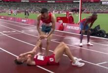 Photo de JO 2020/Athlétisme: Soufiane El Bekkali remporte la médaille d'or (VIDEO)