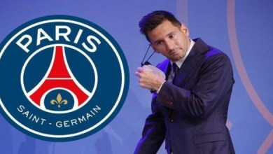 Photo de Heureux de rejoindre le PSG, Lionel Messi «rêve de gagner une nouvelle fois la Ligue des champions»