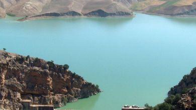 Photo de Beni-Mellal : les barrages gérés par l'ABHOER remplis à 14,57%