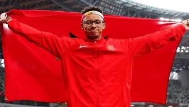 Photo de Jeux paralympiques (400 m/T12): Abdeslam Hili offre au Maroc sa première médaille d'or (VIDEO)