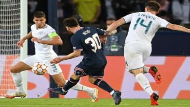 Photo de Le premier but de Messi avec le PSG (VIDEO)