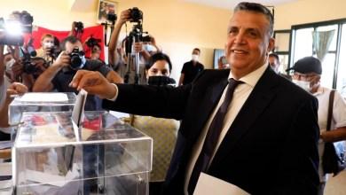 Photo de Rabat: Abdellatif Ouahbi ignore la presse après avoir voté (VIDEO)