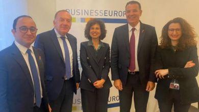 Photo de Maroc-UE: les coulisses de la visite de Chakib Alj à Bruxelles