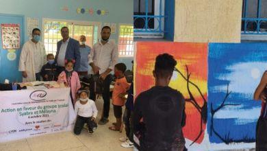 Photo de Sidi Slimane : pour que l'école soit synonyme de bien-être !