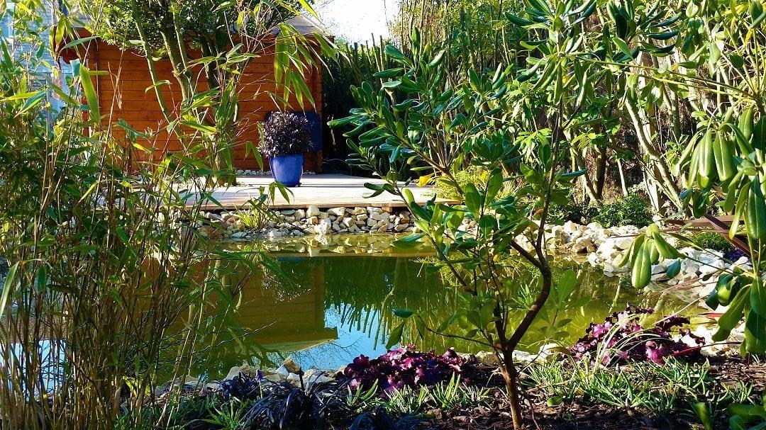 Location de gîtes à la Rochelle avec jardin