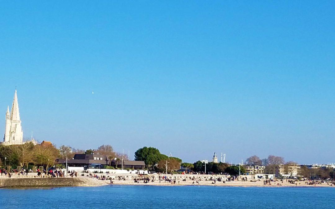 Où aller à la plage à la Rochelle et aux alentours ?