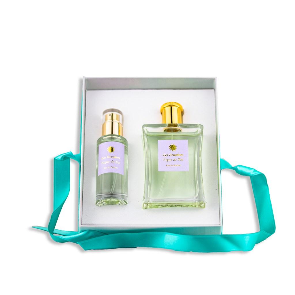 Coffret Cadeaux Eau de Parfums Figue de toi Les Ecuadors
