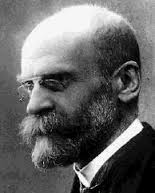 We read to you the rules of the sociological method – Emile Durkheim (1858 – 1917)